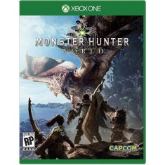 Foto Jogo Monster Hunter World Xbox One Capcom
