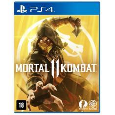Jogo Mortal Kombat 11 PS4 Warner Bros