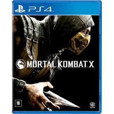 Jogo Mortal Kombat X PS4 Warner Bros