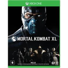 Jogo Mortal Kombat Xl Xbox One Warner Bros