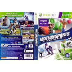 Jogo Motion Sports Play For Real Xbox 360 Ubisoft