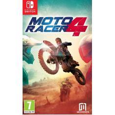 Jogo Moto Racer 4 Microids Nintendo Switch