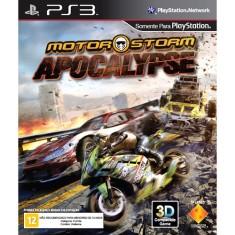 Jogo Motor Storm: Apocalypse PlayStation 3 Sony