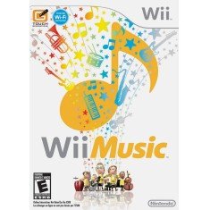 Jogo Music Wii Nintendo
