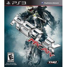 Foto Jogo MX Vs ATV: Reflex PlayStation 3 THQ