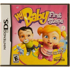 Foto Jogo My Baby: First Steps SouthPeak Games Nintendo DS