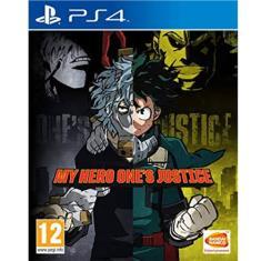 Jogo My Hero One's Justice PS4 Bandai Namco