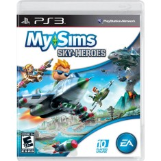 Jogo My Sims Sky Heroes PlayStation 3 EA