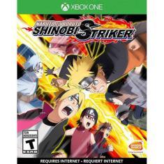 Jogo Naruto to Boruto Shinobi Striker Xbox One Bandai Namco