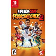 Jogo NBA 2k Playgrounds 2 2K Nintendo Switch