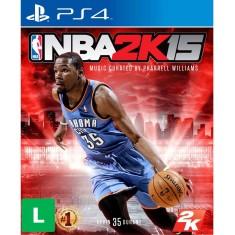 Jogo NBA 2K15 PS4 2K