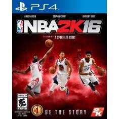 Jogo NBA 2K16 PS4 2K