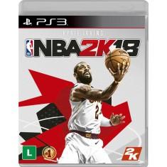 Foto Jogo NBA 2K18 PlayStation 3 2K