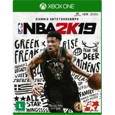 Jogo NBA 2K19 Xbox One 2K