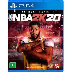 Jogo NBA 2K20 PS4 2K