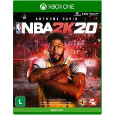 Jogo NBA 2K20 Xbox One 2K