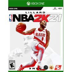 Jogo Nba 2k21 Xbox One 2K