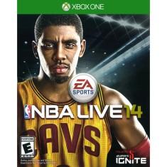 Jogo NBA Live 14 Xbox One EA