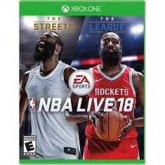 Jogo NBA Live 18 Xbox One EA