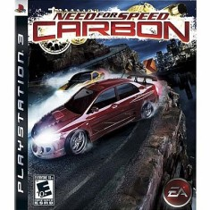Foto Jogo Need for Speed Carbon PlayStation 3 EA
