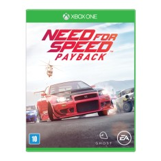 Foto Jogo Need for Speed Payback Xbox One EA