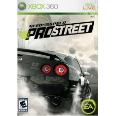 Foto Jogo Need for Speed: Prostreet Xbox 360 EA
