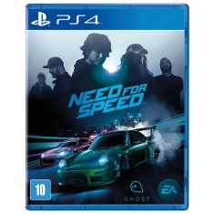 Foto Jogo Need for Speed PS4 EA