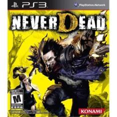 Jogo Neverdead PlayStation 3 Konami