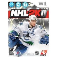 Jogo NHL 11 Wii 2K
