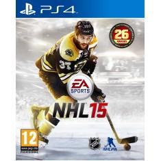 Jogo NHL 15 PS4 EA