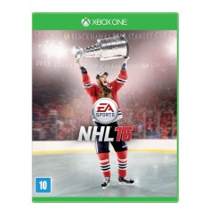 Foto Jogo NHL 16 Xbox One EA