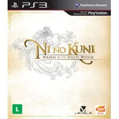 Foto Jogo Ni No Kuni: Wrath Of The White Witch PlayStation 3 Bandai Namco