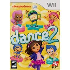 Jogo Nickelodeon Dance 2 Wii 2K