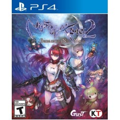 Foto Jogo Nights of Azure 2 Bride of the New Moon PS4 Tecmo