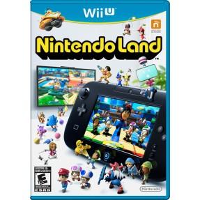Jogo Nintendo Land Wii U Nintendo
