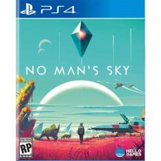 Jogo No Man's Sky PS4 Hello Games