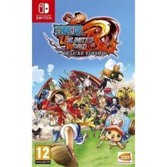 Jogo one piece unlimited world red Bandai Namco Nintendo Switch
