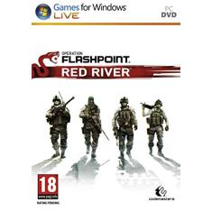 Jogo Operation Flashpoint: Red River Windows Codemasters