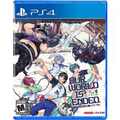 Jogo Our World Is Ended PS4 Sony