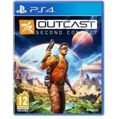 Jogo Outcast Second Contact PS4 Bigben