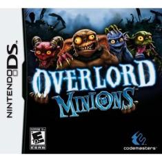 Jogo Overlord Minions Codemasters Nintendo DS