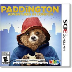 Foto Jogo Paddington Adventure in London Nintendo 3DS