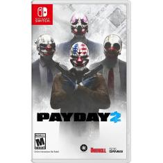 Jogo Payday 2 505 Games Nintendo Switch