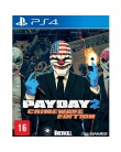 Jogo Payday 2 Crimewave Edition PS4 505 Games
