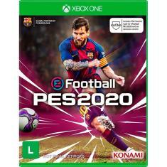 Foto Jogo PES 2020 Xbox One Konami