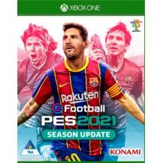 Jogo PES 2021 Xbox One Konami