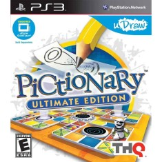 Foto Jogo Pictionary: Ultimate Edition PlayStation 3 THQ