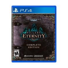 Foto Jogo Pillars of Eternity PS4 Obsidian Entertainment