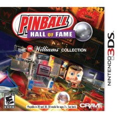 Foto Jogo Pinball Hall of Fame: The Williams Collection Crave Games Nintendo 3DS