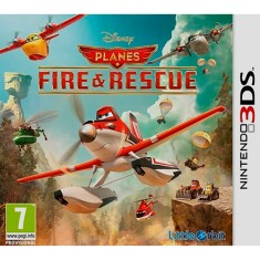 Foto Jogo Planes: Fire & Rescue Little Orbit Nintendo 3DS